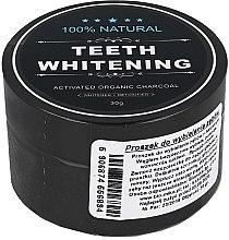 Парфюми, Парфюмерия, козметика Избелваща пудра за зъби с активен въглен - Biomika Natural Teeth Powder