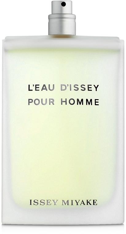 Issey Miyake L'Eau D'Issey Pour Homme - Тоалетна вода (тестер без капачка)  — снимка N1