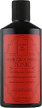 Парфюмерия и Козметика Стилизиращ тоник за коса за мъже - Lavish Care Hair Grooming Tonic