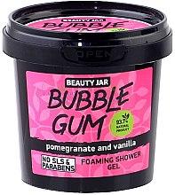 Парфюмерия и Козметика Душ гел с екстракт от ванилия и нар - Beauty Jar Foaming Shower Gel