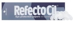Парфюмерия и Козметика Хартиени пачове за под мигли (96бр) - RefectoCil Eye Protection Papers