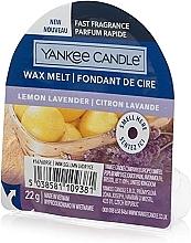 Парфюмерия и Козметика Ароматен восък - Yankee Candle Lemon Lavender Wax Melt