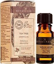"""Парфюмерия и Козметика Етерично масло """"Чаено дърво"""" - Botavikos Tea Tree Essential Oil"""