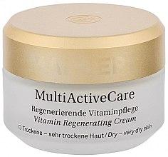 Парфюми, Парфюмерия, козметика Възстановяващ крем за суха кожа - Marbert Multi-Active Care Vitamin Regenerating Cream