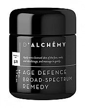 Парфюми, Парфюмерия, козметика Крем за зряла кожа - D'Alchemy Age Defense Broad Spectrum Remedy