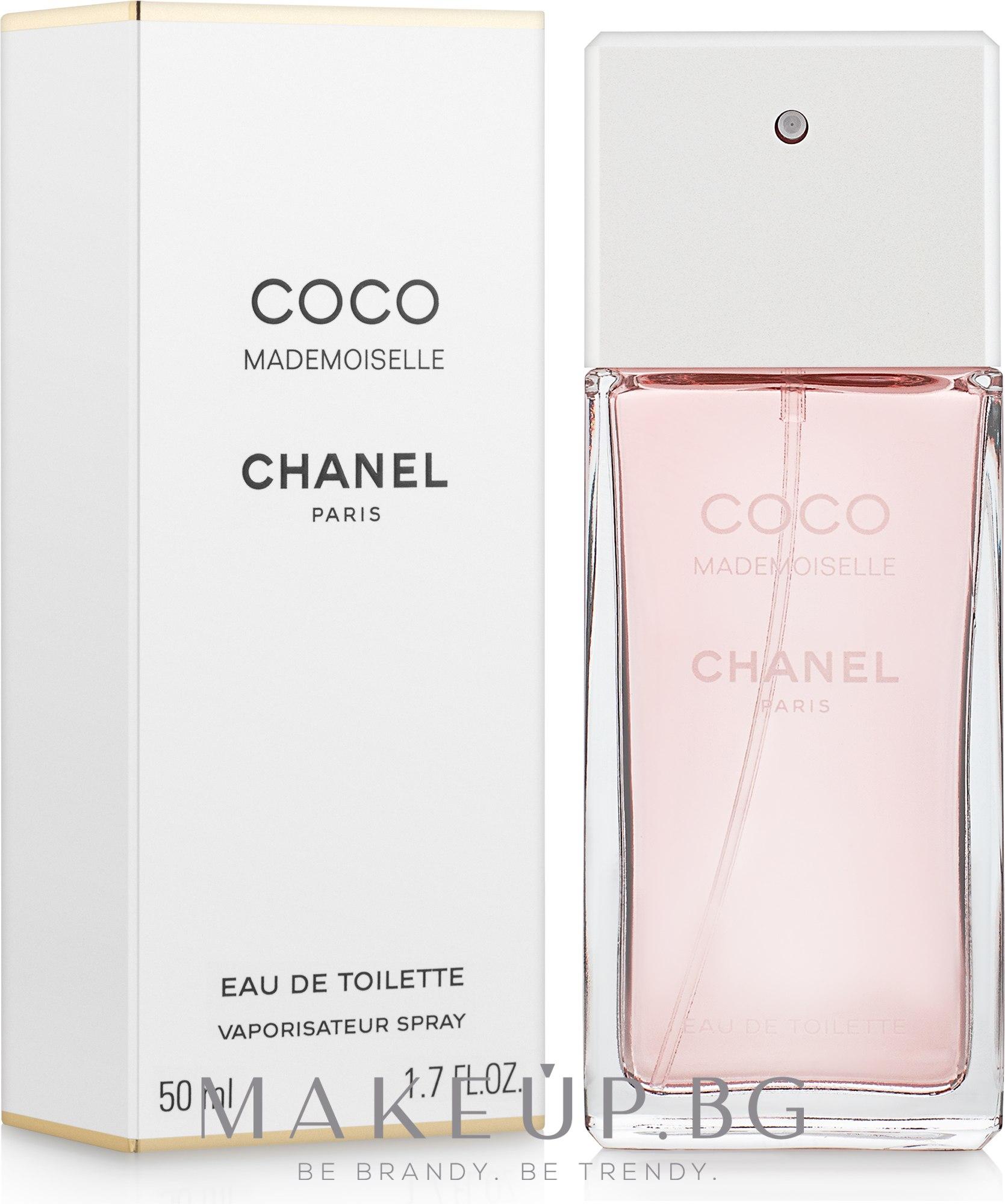 Chanel Coco Mademoiselle - Тоалетна вода — снимка 50 ml