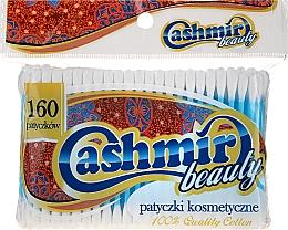Парфюмерия и Козметика Клечки за уши, 160 бр - Cashmir