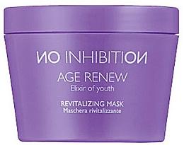 Парфюмерия и Козметика Възстановяваща маска за коса - No Inhibition Age Renew Revitalizing Mask