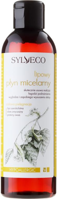 Мицеларна вода с екстракт от липа - Sylveco