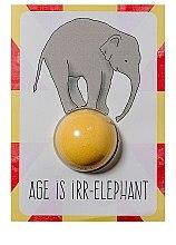 Парфюми, Парфюмерия, козметика Бомбичка за вана - Bomb Cosmetics Blaster Card Age is Irr-Elephant