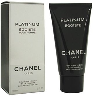 Chanel Egoiste Platinum - Душ гел — снимка N1