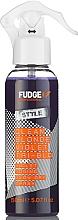 Парфюмерия и Козметика Спрей за блясък и защита на косата - Fudge Clean Blonde Violet Tri-Blo
