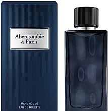 Парфюмерия и Козметика Abercrombie & Fitch First Instinct Blue - Тоалетна вода