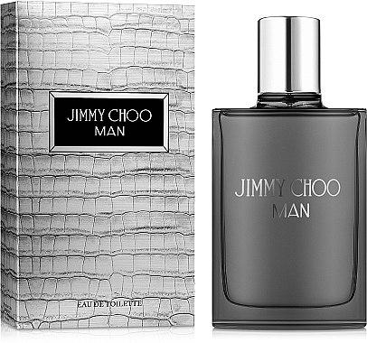 Jimmy Choo Jimmy Choo Man - Тоалетна вода ( мини )  — снимка N1