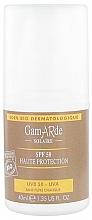 Парфюмерия и Козметика Слънцезащитен крем за лице и тяло - Gamarde Solaire Organic High Protection SPF 50