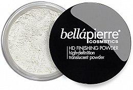Парфюмерия и Козметика Насипна пудра за лице - Bellapierre HD Finishing Powder