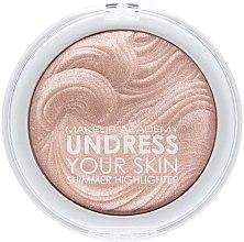 Парфюмерия и Козметика Хайлайтър за лице - MUA Makeup Academy Shimmer Highlighter Powder (7.5 g)