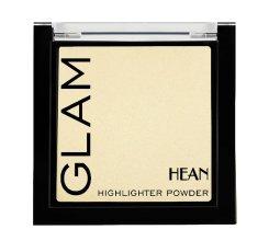 Парфюмерия и Козметика Компактен хайлайтър - Hean Glam Highlighter Powder