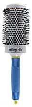 Парфюмерия и Козметика Керамична кръгла четка за коса - Rolling Hills Ceramic Round Brush XL