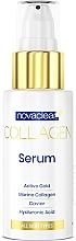 Парфюмерия и Козметика Колагенов серум за лице - Novaclear Collagen Serum
