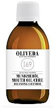 Парфюмерия и Козметика Почистващо масло за уста с лавандула - Oliveda I69 Mouth Oil Cure Balancing Lavender
