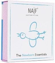 Парфюмерия и Козметика Комплект за новородени - Naif Newborn Essentials (b/oil/100ml + b/cr/75ml + b/oil/100ml)
