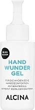 Антибактериален гел за ръце - Alcina B Hand Wunder Gel — снимка N2