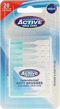 Парфюмерия и Козметика Интердентални четки - Beauty Formulas Active Oral Care Interdental Soft Brushes