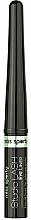 Парфюмерия и Козметика Течна очна линия - Miss Sporty Studio Lash Liq Eyeliner