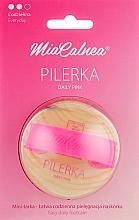 Парфюмерия и Козметика Кръгла пила за крака - MiaCalnea Pilerka Daily Pink