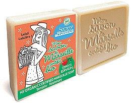 Парфюмерия и Козметика Комплект сапуни - Secrets De Provence My Marseille Soap Tomato-Rosemary (2x100g)