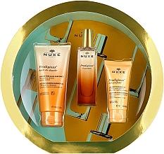 Парфюмерия и Козметика Nuxe Prodigieux Le Parfum - Комплект (парф. вода/30ml + душ масло/30ml + лосион за тяло/100ml)