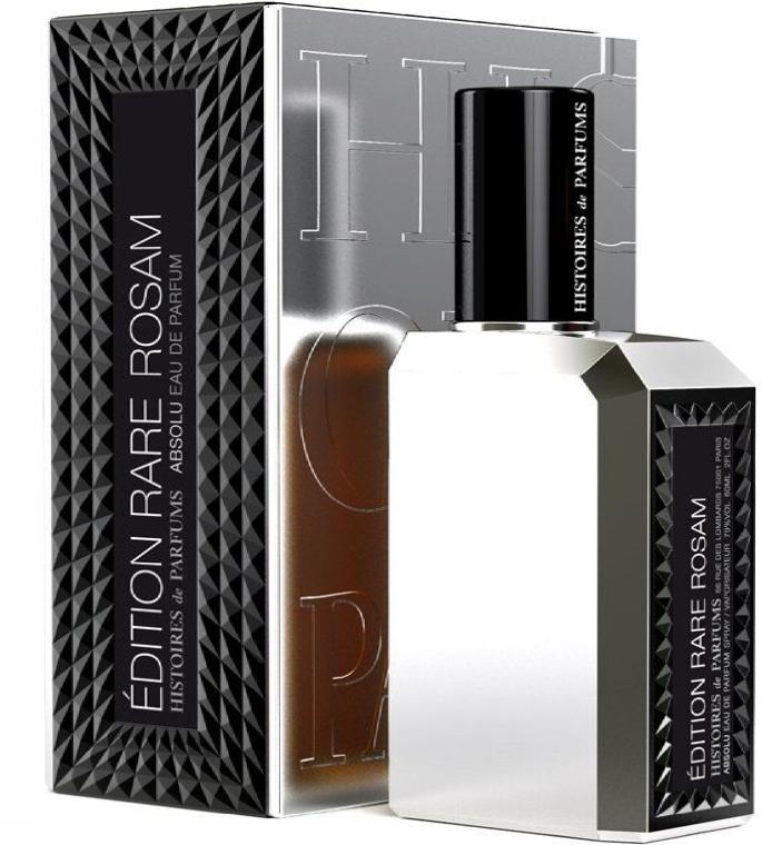 Histoires de Parfums Rare Rosam - Парфюмна вода (мини) — снимка N1