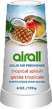 """Парфюми, Парфюмерия, козметика Ароматизатор за дома """"Тропически плодове"""" - Airall Air Freshener Solid Tropical Splash"""