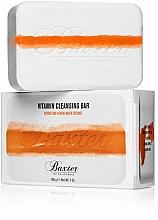Парфюмерия и Козметика Сапун - Baxter of California Vitamin Cleansing Bar Citrus & Herbal Musk