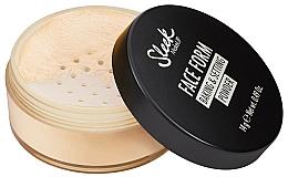 Парфюмерия и Козметика Насипна пудра за лице - Sleek MakeUP Face Form Baking & Setting Powder