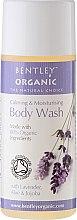Парфюмерия и Козметика Успокояващ и хидратиращ душ гел - Bentley Organic Body Care Calming and Moisturising Bodywash (мини)