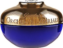Парфюми, Парфюмерия, козметика Антистареещ крем за лице - Guerlain Orchidee Imperiale La Creme Gel (тестер)