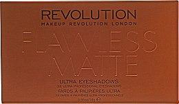 Парфюми, Парфюмерия, козметика Палитра сенки за очи, 32 цвята - Makeup Revolution Ultra 32 Shade Palette Flawless Matte