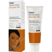 Парфюми, Парфюмерия, козметика Крем за лице за суха кожа - Tolpa Dermo Face Stimular 40+ Cream SPF15