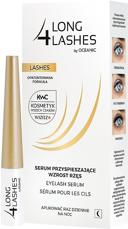 Серум за растеж на мигли - Long4Lashes Eyelash Enhancing Serum