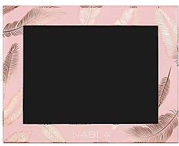 Парфюмерия и Козметика Празна магнитна палитра - Nabla Feather Edition Liberty Twelve Customizable Palette