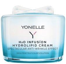 Парфюми, Парфюмерия, козметика Хидролипиден крем за лице против бръчки - Yonelle H2O Infusion Hydrolipid Cream
