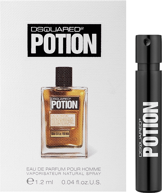 DSQUARED2 Potion for Man - Парфюмна вода (мостра)
