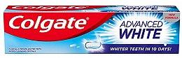 """Парфюмерия и Козметика Паста за зъби """"Бели зъби за 10 дни!"""" - Colgate Advanced White"""