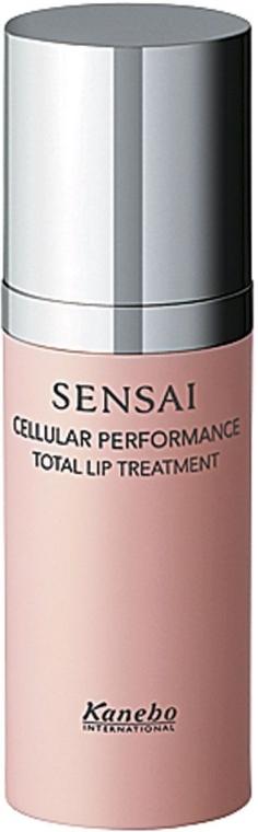 Регенериращ крем за устни - Kanebo Sensai Cellular Performance Total Lip Treatment — снимка N1