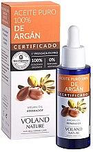 Парфюмерия и Козметика Натурално арганово масло - Voland Nature Aragan Oil
