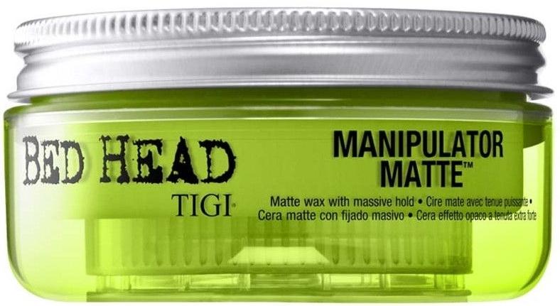Матираща вакса за коса със силна фиксация - Tigi Manipulator Matte