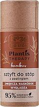 Парфюмерия и Козметика Пилинг стик за стъпала - Pharma CF No.36 Plantis Therapy Peeling Foot Stick