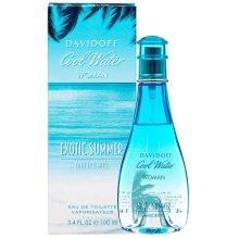Парфюми, Парфюмерия, козметика Davidoff Cool Water Exotic Summer Woman - Тоалетна вода